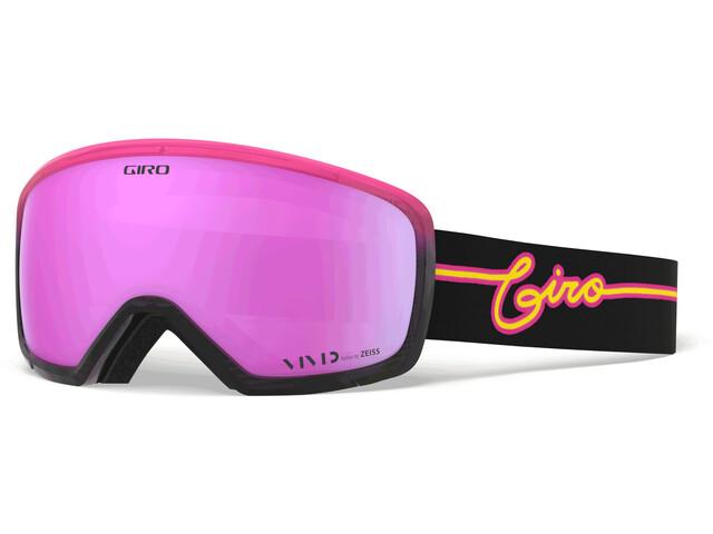 Giro Millie Goggles, pink neon lights/vivid pink